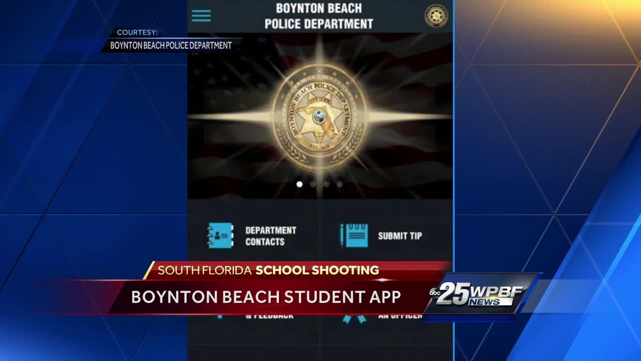 App allows children to report suspicious activity