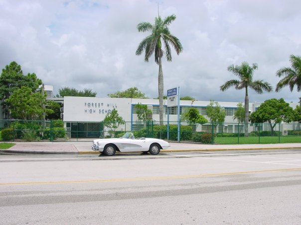 Forest Hill High School