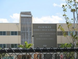 Pahokee High School