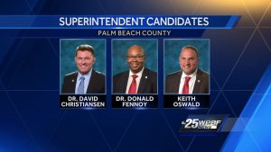 School board expected to vote for new PBC school superintendent