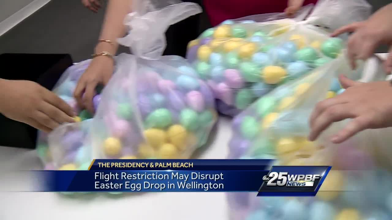 Flight restrictions may disrupt Easter tradition