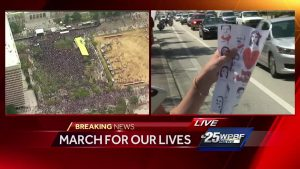 March for our Lives event in West Palm Beach