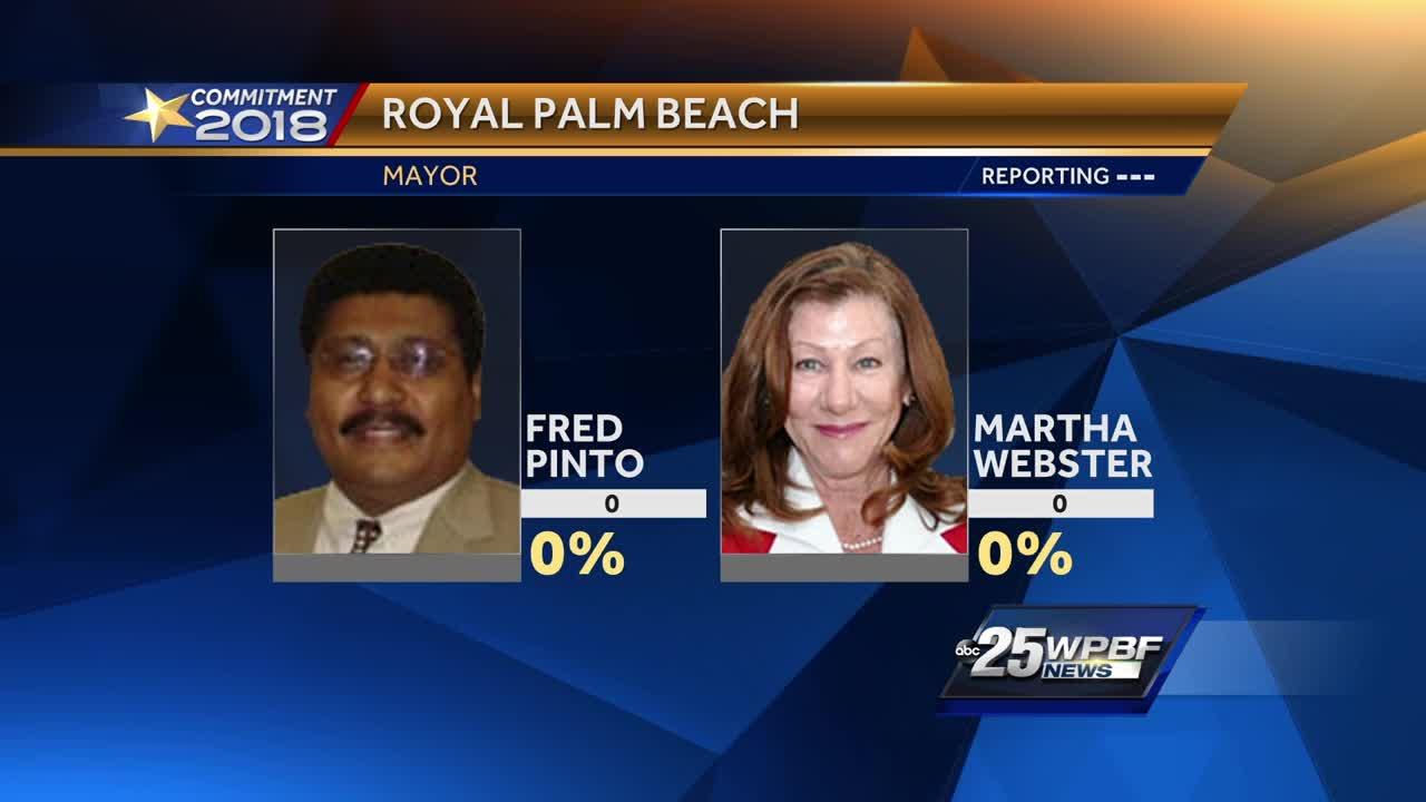 A look at Palm Beach County races