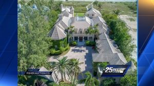 Delray Beach mansion will soon go on the auction block