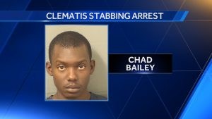 Tourist stabbed in the neck on Clematis Street
