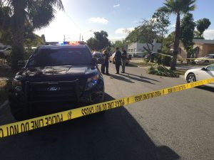 Teenager shot by stray bullet in West Palm Beach