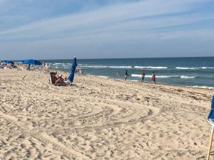 Two people rescued from rip currents in Palm Beach Shores