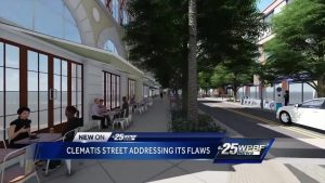 Clematis Street makeover proposed