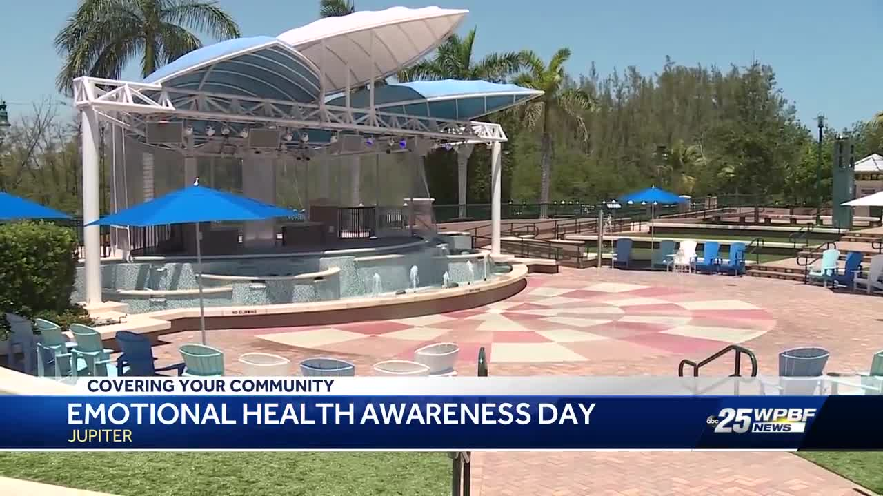 Emotional Health Awareness Day in Jupiter