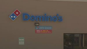 Police catch suspect in Domino's Pizza robbery