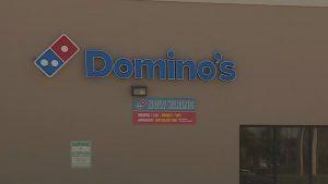 Police catch suspect in Domino's Pizza robbery