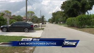 Residents say power outages plague Lake Worth