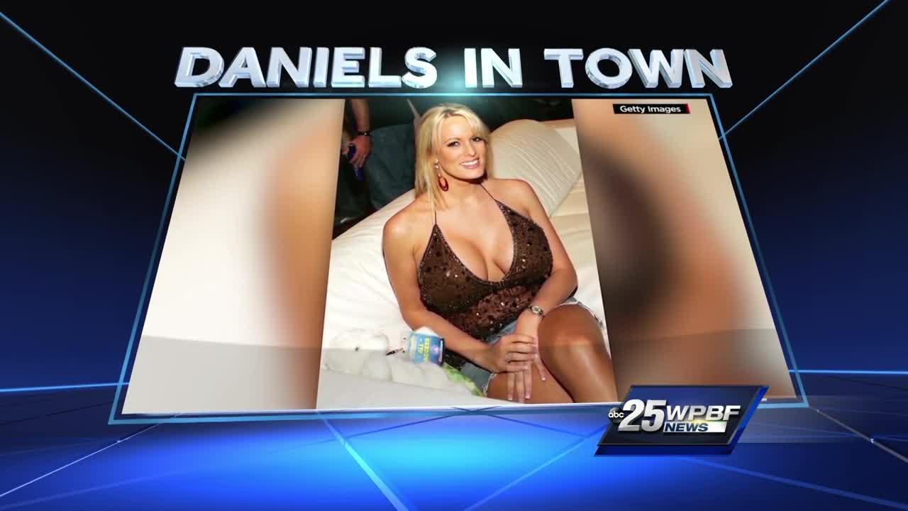 Stormy Daniels performing in West Palm Beach this weekend