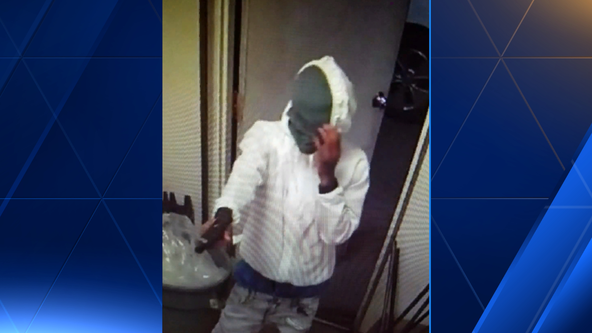Two men wanted for multiple armed robberies in Lake Park