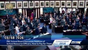 Palm Beach County School Board discusses addition of School Resource Officers