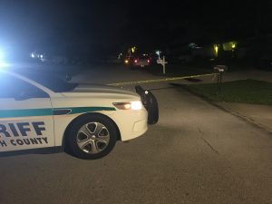 One person shot at the Amberwoods of Boca in W. Boca Raton