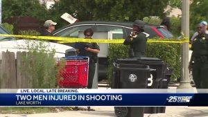 Two men injured in Lake Worth shooting