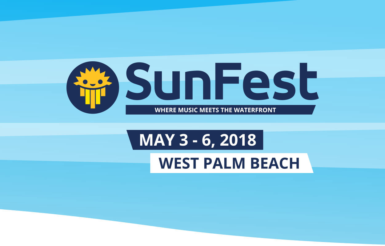 SunFest ongoing in downtown West Palm Beach