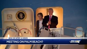 Trump could host meeting with Kim Jong-Un in Palm Beach