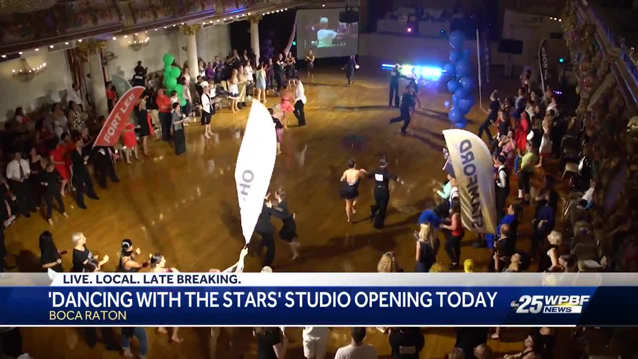 'Dance with Me' studio opening in Boca Raton