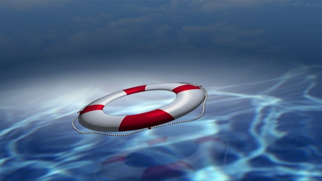 Fire Rescue called to beach park for near drowning victim on the Intercoastal waterway.