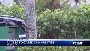 Wellington residents prepare for hurricane season