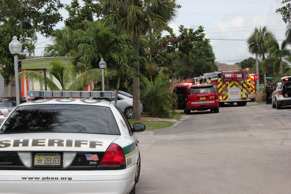 Palm Beach County Fire Update