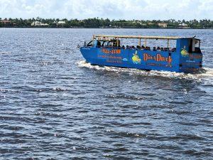 Duck tours continue in West Palm Beach