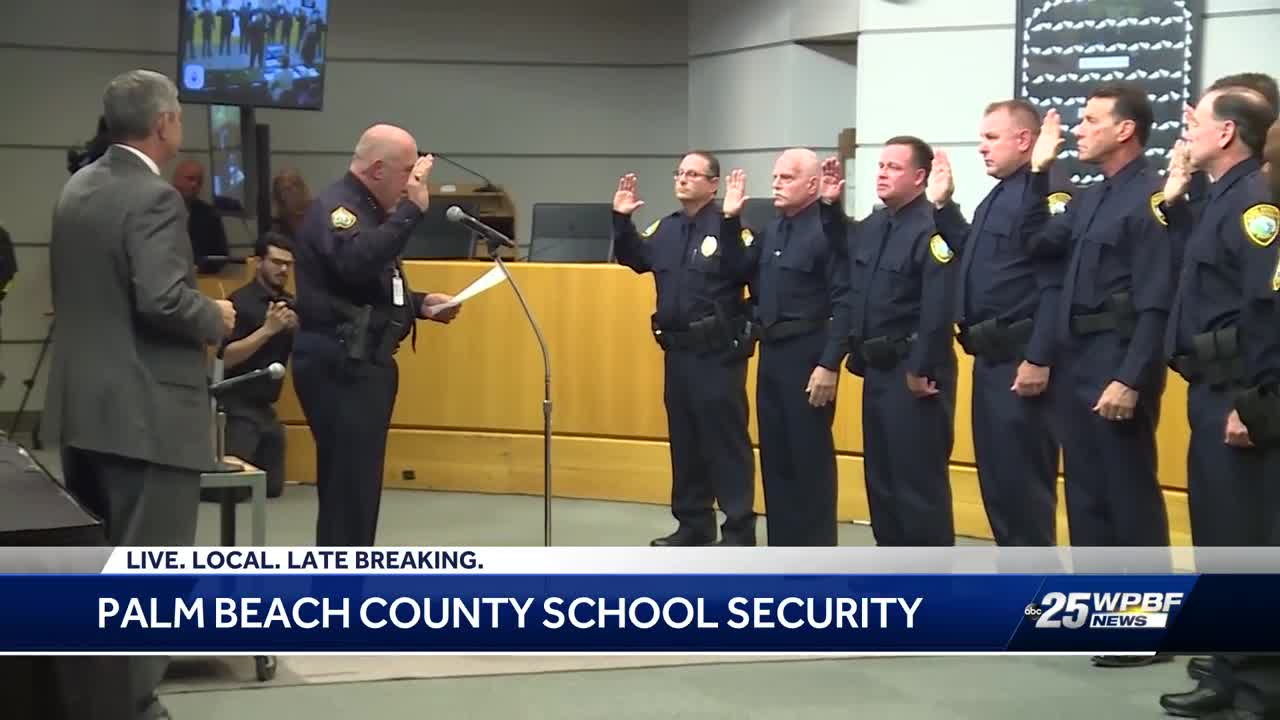 Police officers confirmed for each of the district's schools