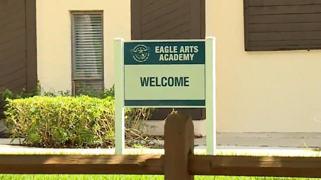School Board votes to close Eagle Arts Academy