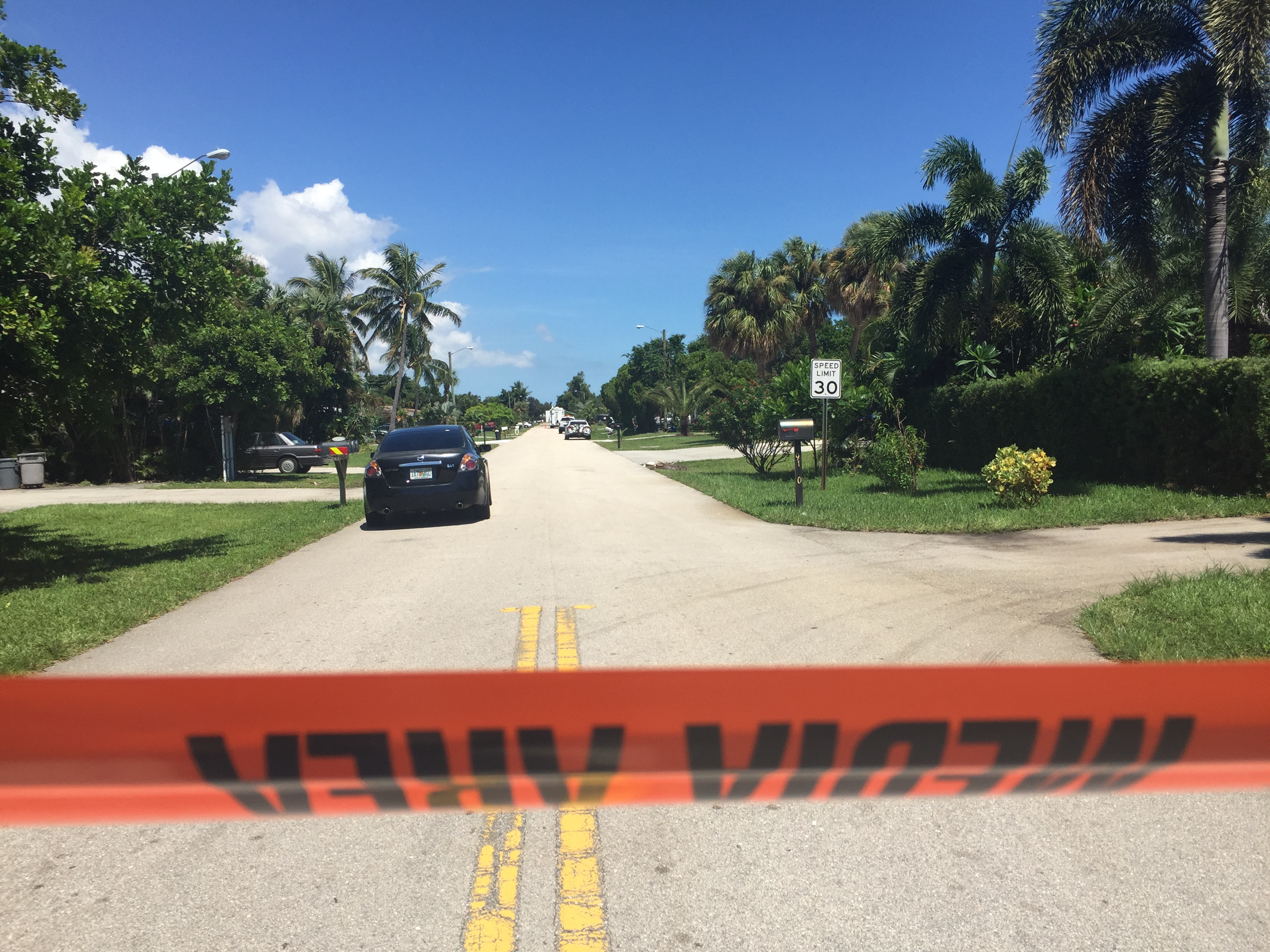 Two shot in West Palm Beach