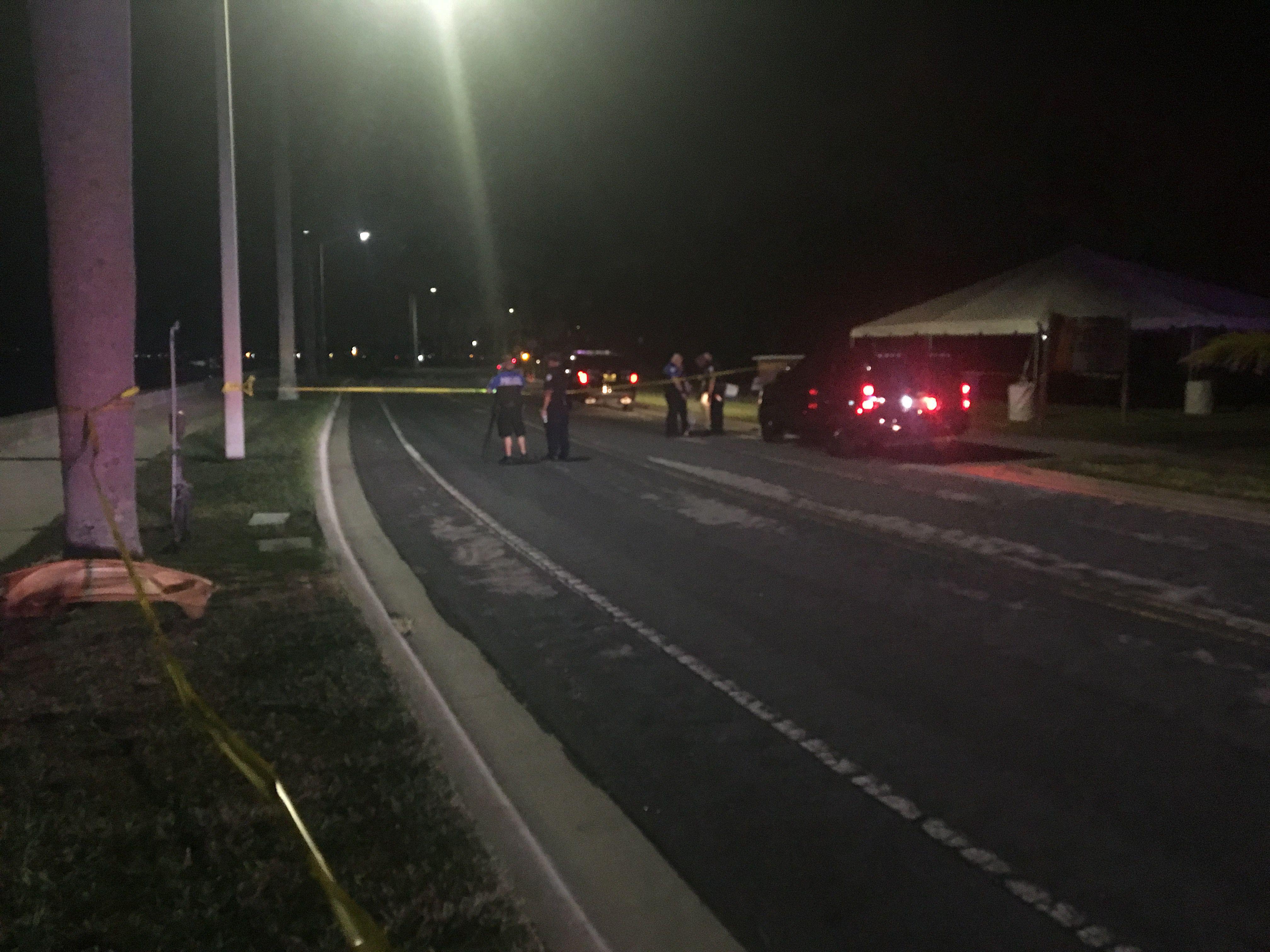 Two people killed when Ferrari crashes into tree
