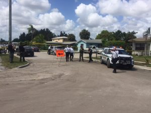 Deputy shoots armed man in Riviera Beach