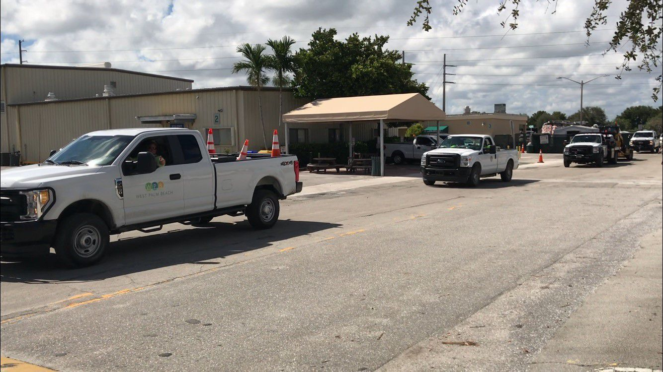 West Palm Beach deploys utilities workers to help return normalcy to Panhandle
