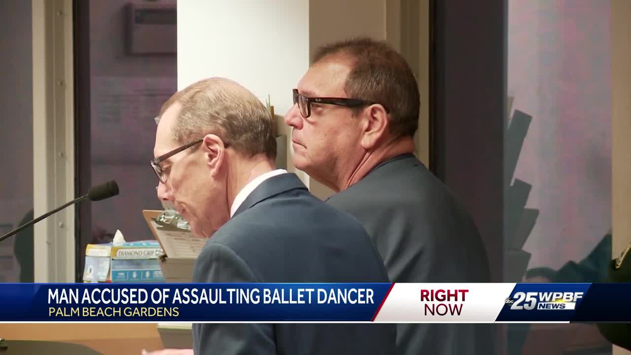 Man accused of assaulting ballet dancer