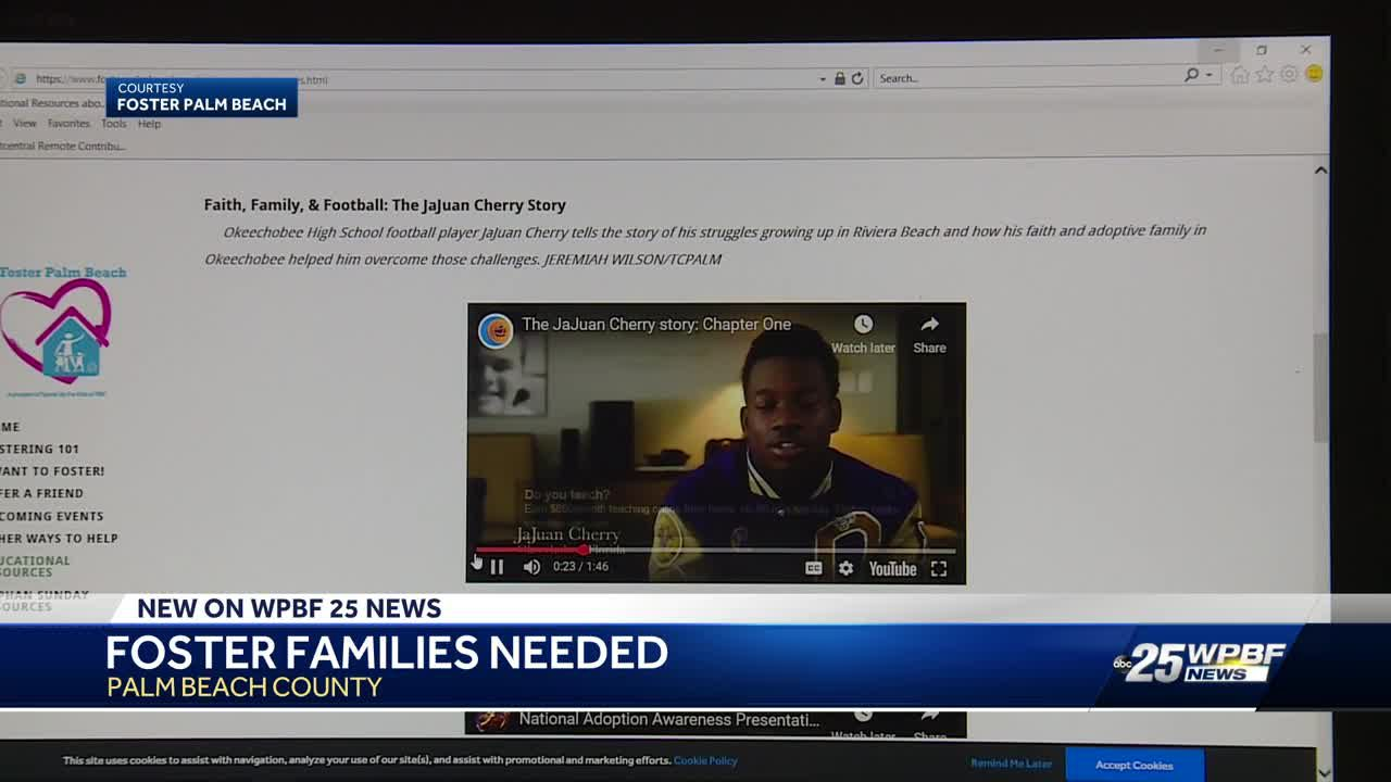 Local child advocate on a mission to find more foster homes for kids in need
