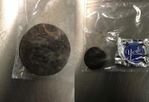 Sharp object reportedly found in Halloween candy