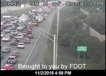 Crash on I-95 causes several injuries