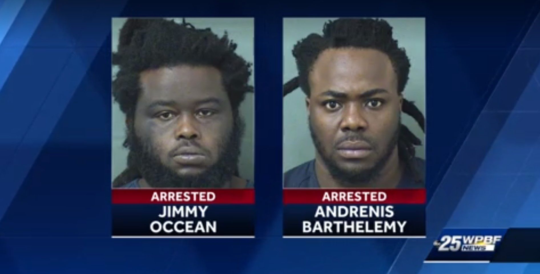 Two arrested after shootout over failed record deal