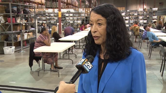 Palm Beach County still on track to meet Sunday's noon recount deadline