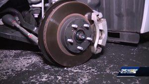 Tires stolen off several cars in Boca Raton