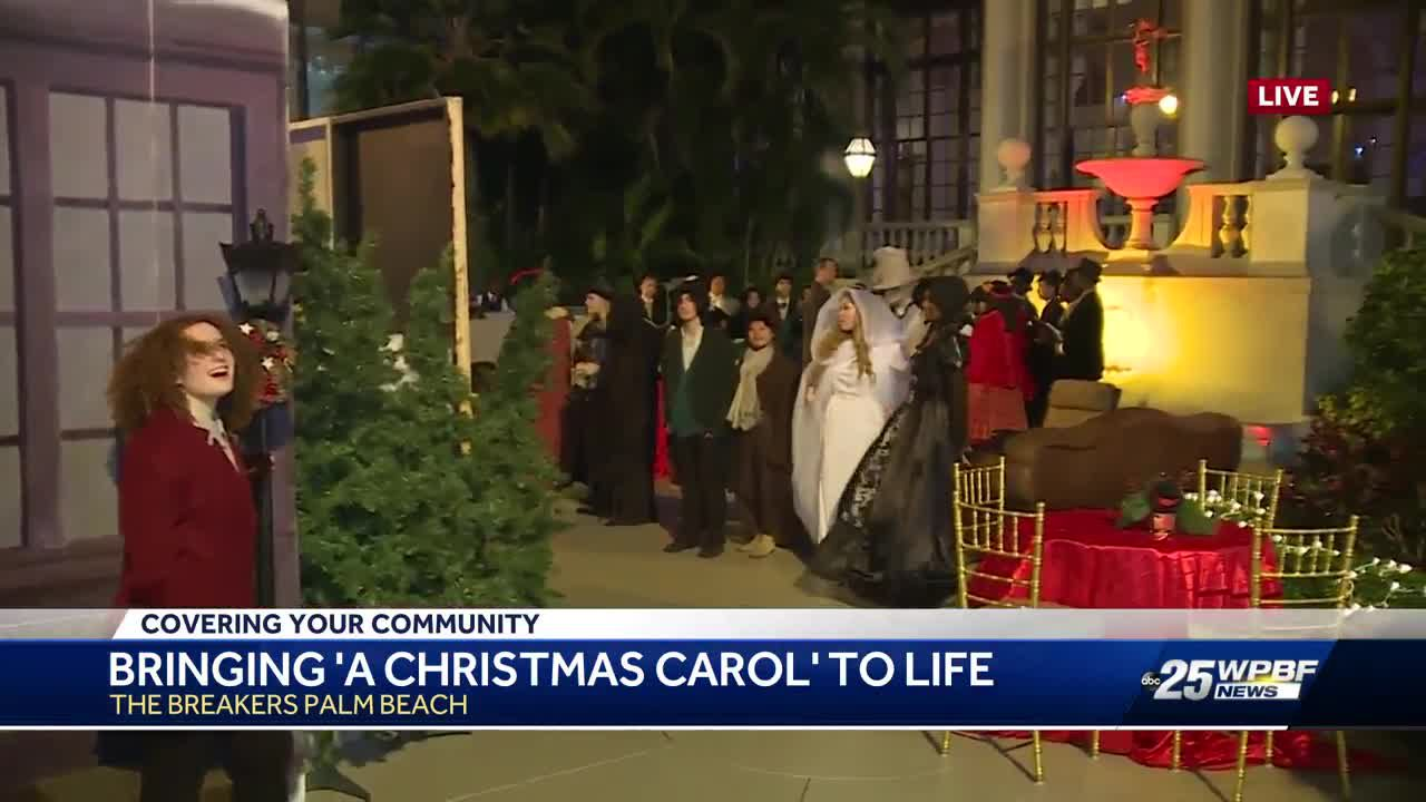The Salvation Army Gala brings 'A Christmas Carol' to life