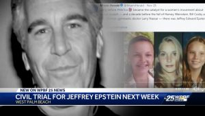 Jeffrey Epstein's victims may finally have chance to testify