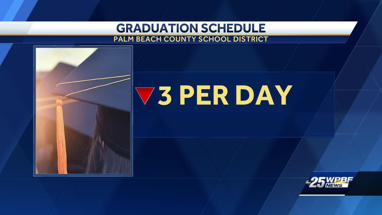 Metal detectors added for spring graduation ceremonies