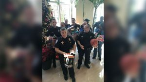 West Palm Beach police to take on Santa-like role for Christmas