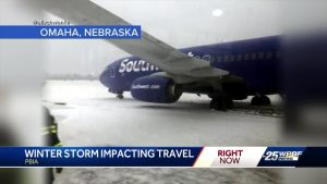 Flights canceled at PBIA due to winter storms in the Midwest