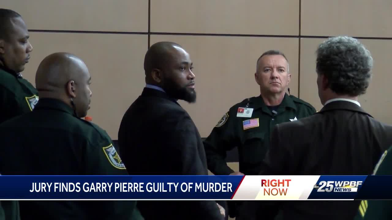 Gary Pierre gets life in prison for deadly 2016 shooting of Boca Raton substitute teacher