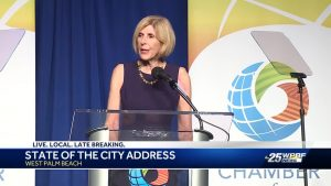 West Palm Beach mayor delivers final State of the City address