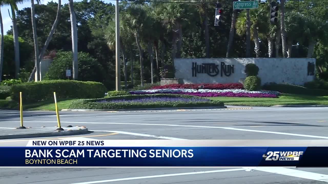 Scam artists target Boynton Beach senior citizens