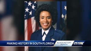 Former local school administrator showcased during Black History Month